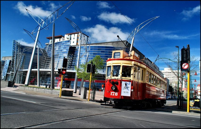 software development internship in Christchurch