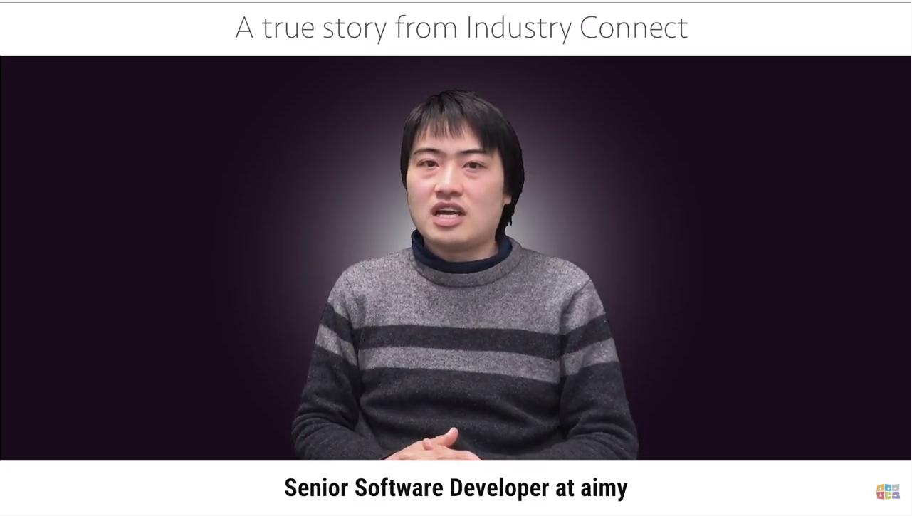 Senior Software Developer Simon