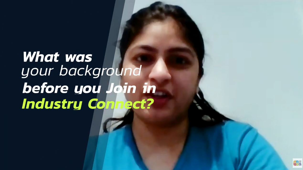 Dhanashree finds a job as a Test Analyst with our help!