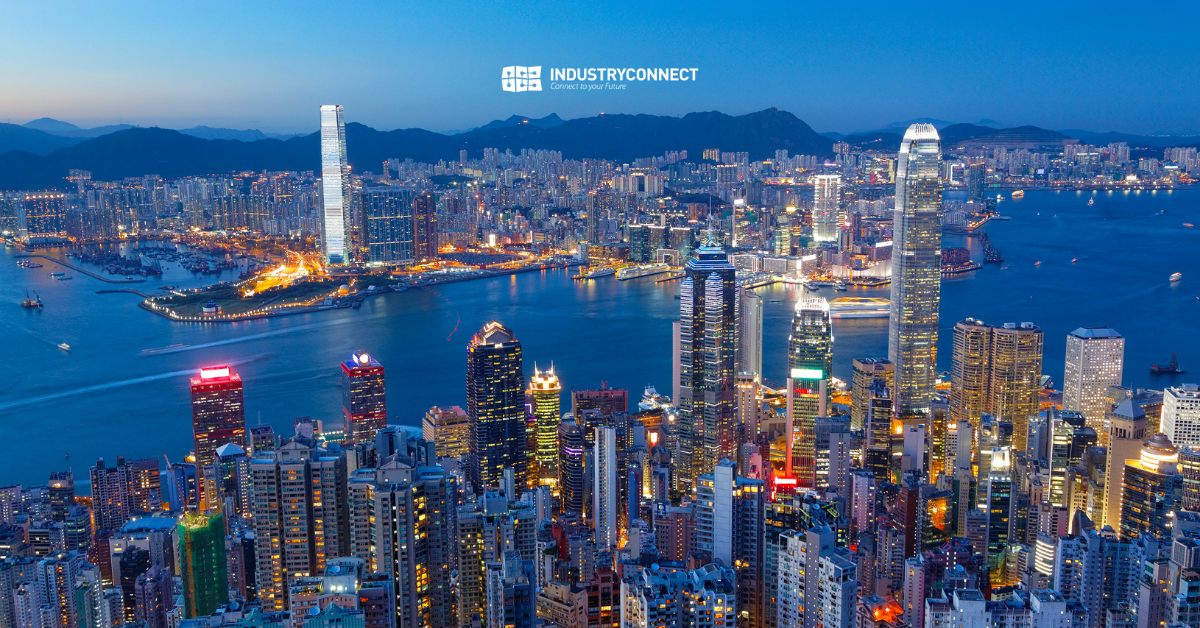 Attention Hong Kong! Industry Connect are coming your way!