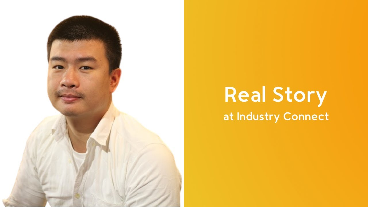 Minh landed a job as Full-stack Engineer after joining us!