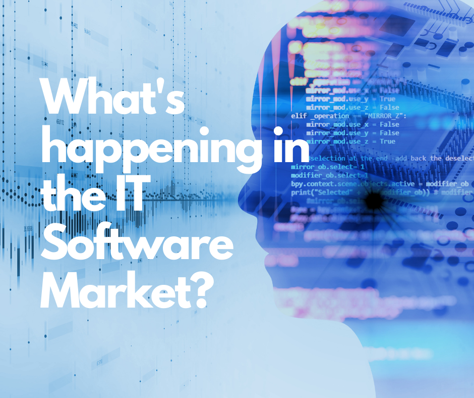 What's happening in the IT Software Market?